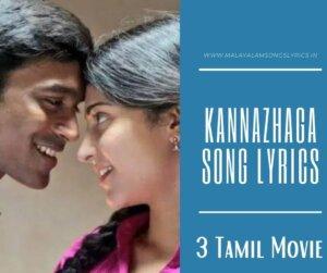 kannazhaga song lyrics